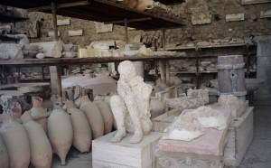Pompei – intoarcere in timp