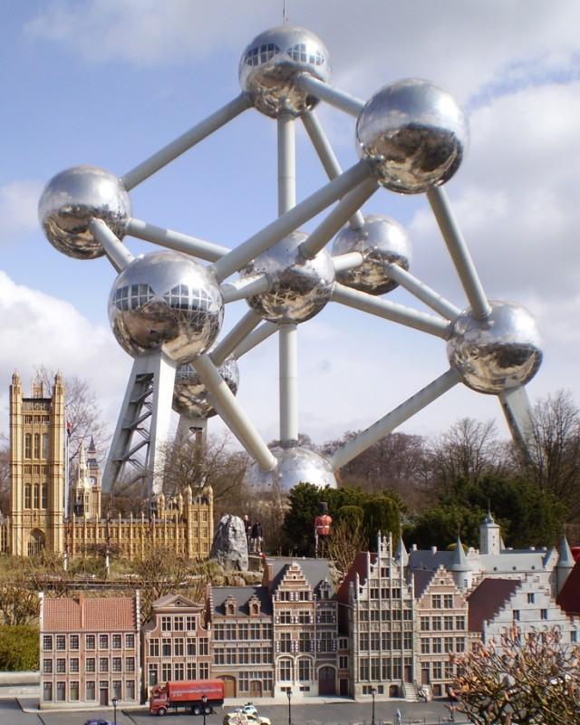 Brussels-Atomium