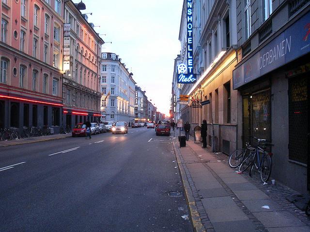 prima parte despre Copenhaga