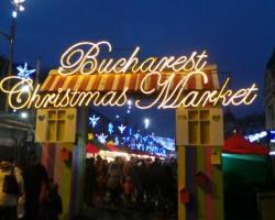 Târgul de Crăciun din Bucuresti