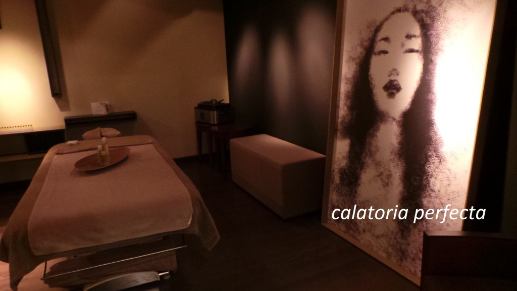 una din camerele pentru masaj