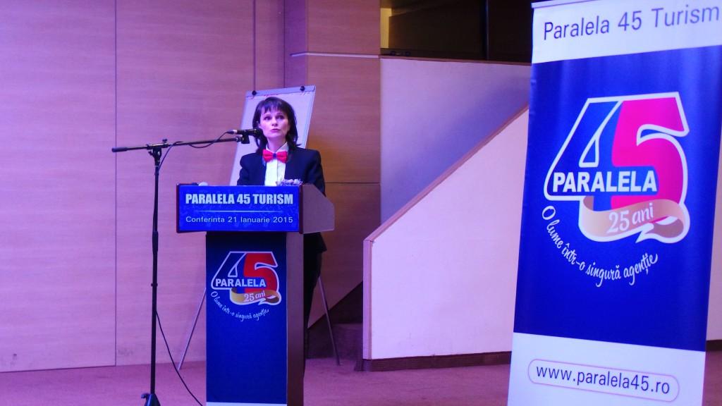Directorul General - Ondina Dobridan