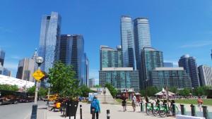 Canada -Toronto prin ochii mei
