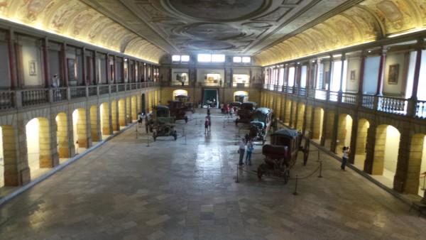 muzeul vechi al calestilor