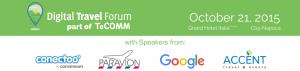 Digital Travel Forum 2015