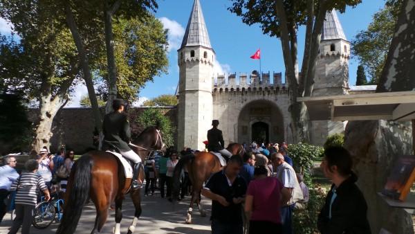 poarta palatului
