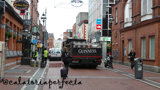 camion guinness