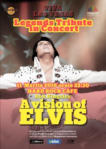 A Vision of Elvis. Rob Kingsley