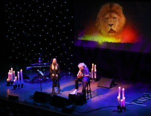 Brian May & Kerry Ellis live_credit JamieCooper