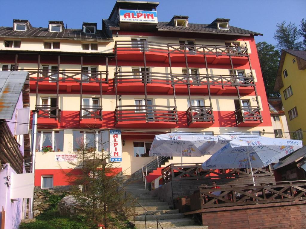 Vila-Alpin-Straja