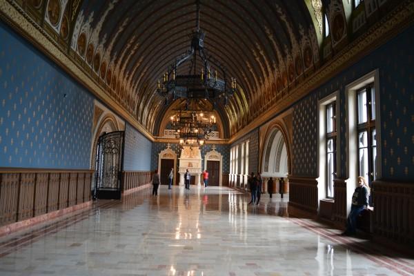 sala voievozilor