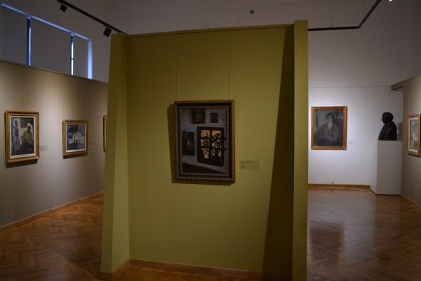 expozitia de tablouri