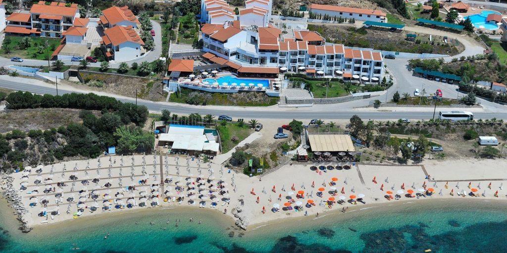 Hotel Akti Ouranopoli 3*