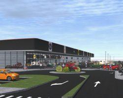 Un mall nou in Oradea