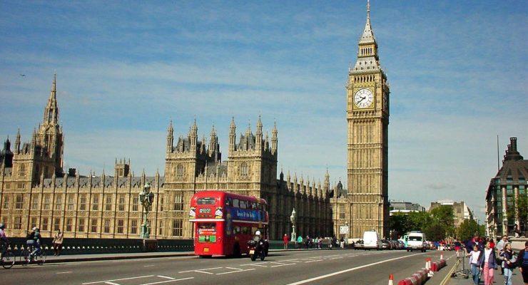 City break in Londra
