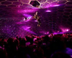 Fuerza Bruta – cel mai nebun show de pe Broadway