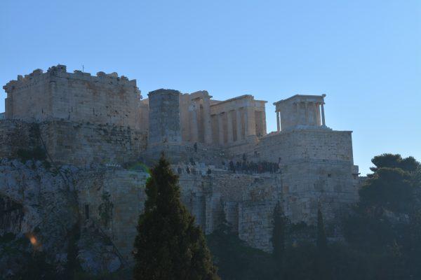 Acropolele de aproape