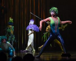 Cirque du Soleil revine la București
