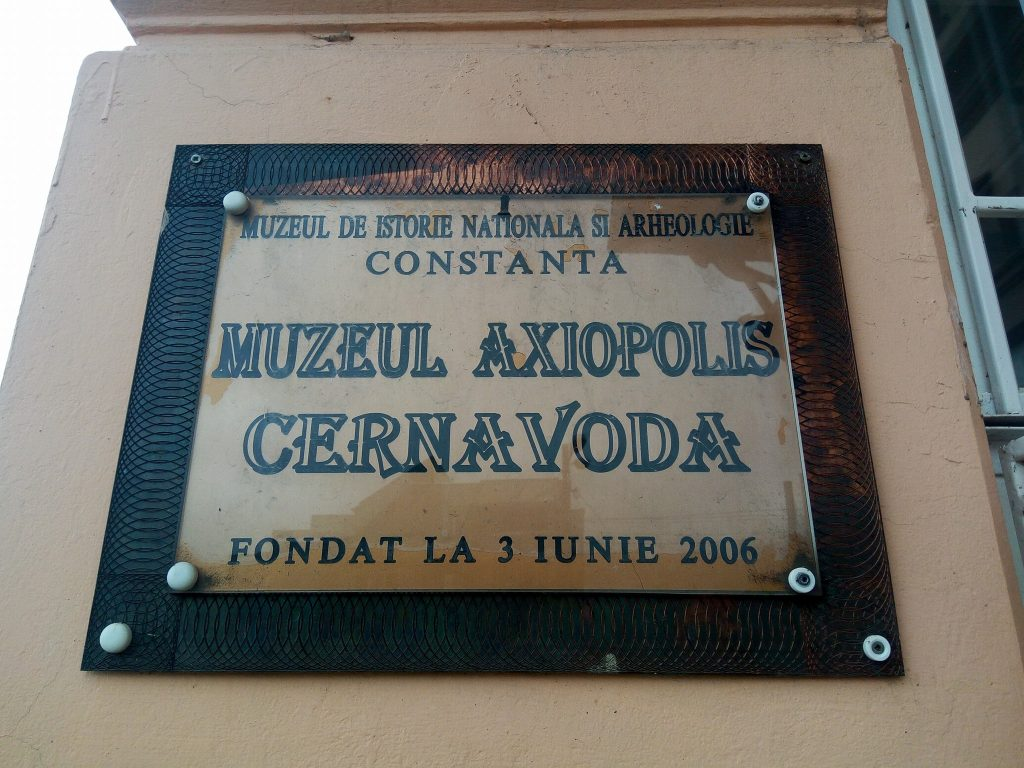 Muzeul Axiopolis