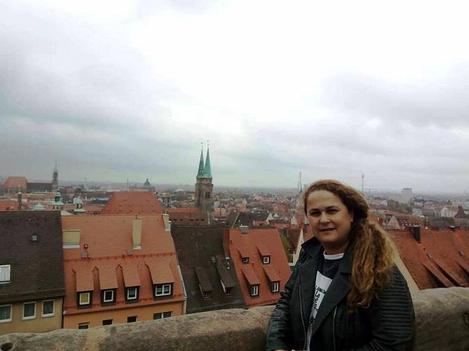 Panorama de la castel