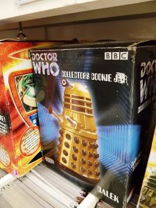dr who in cardiff