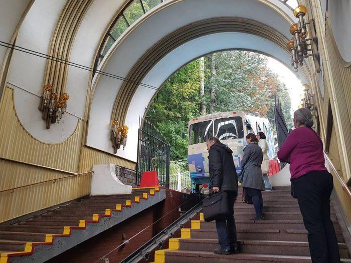 funicular kiev