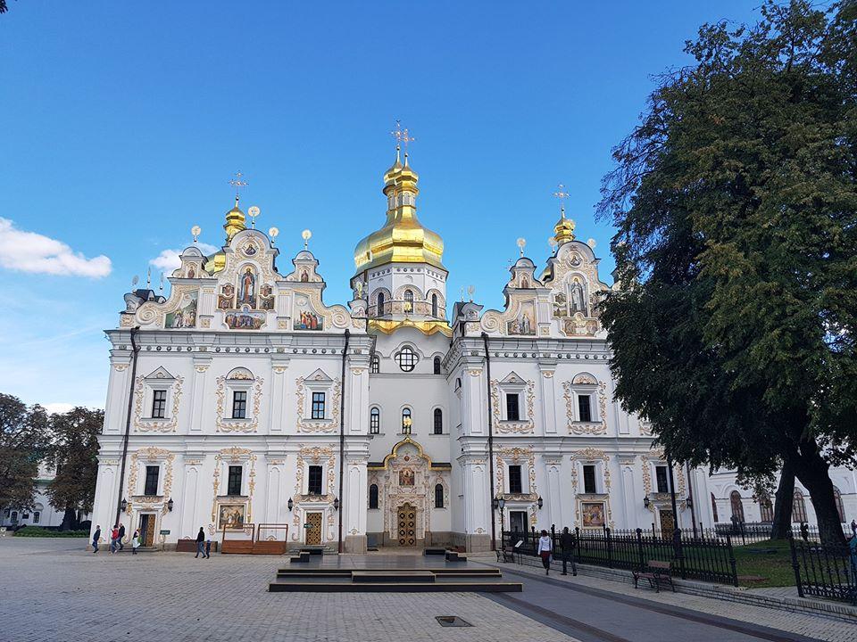 manastire lavra kiev