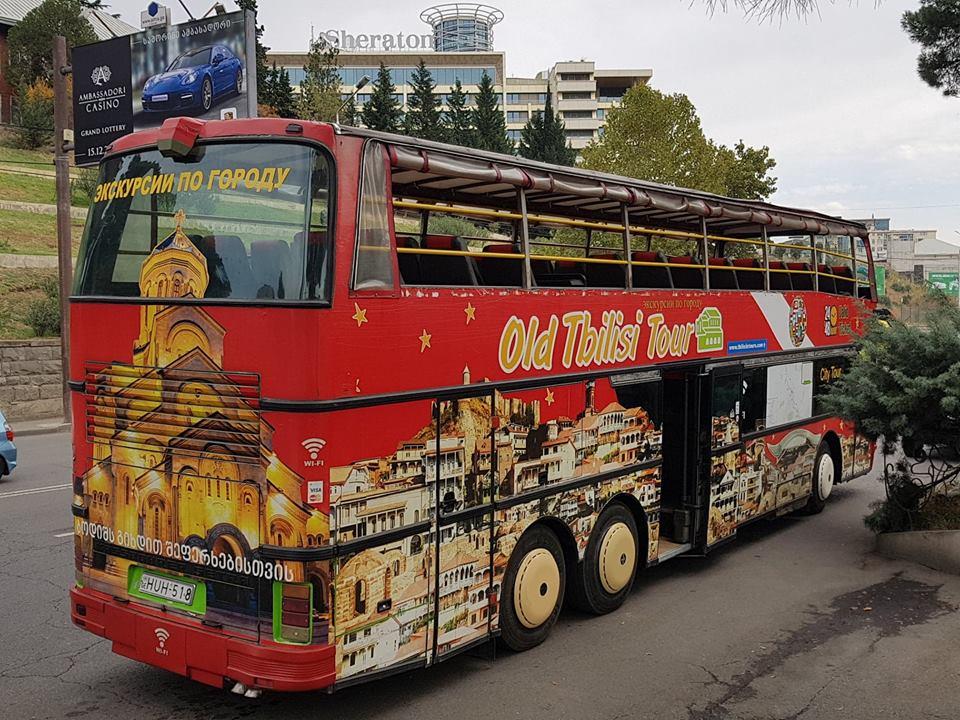 old tour tbilisi