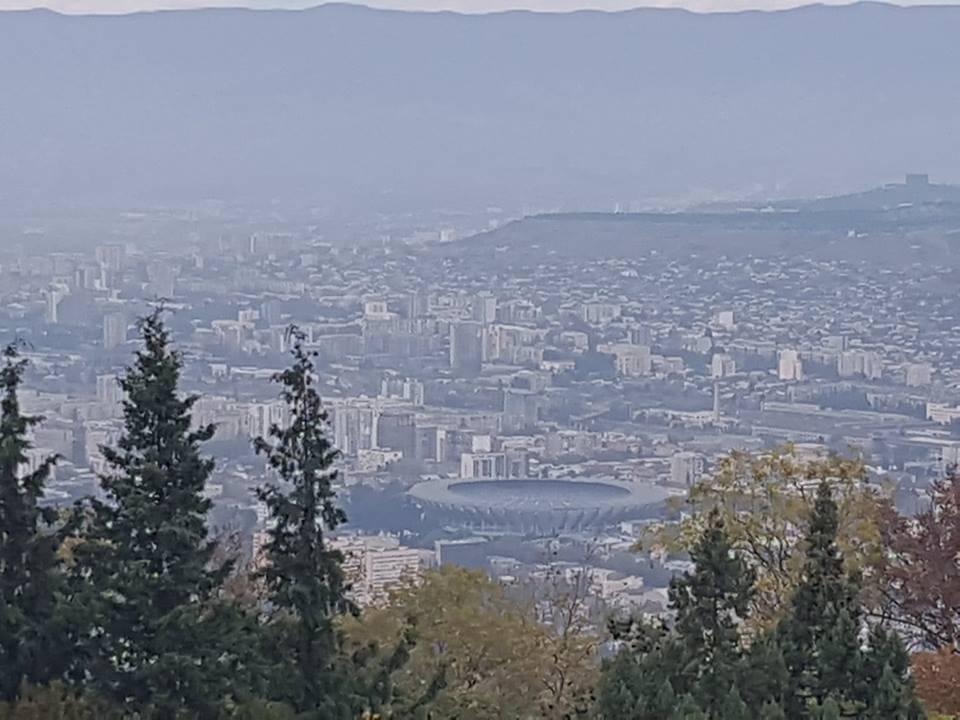 panorama din parc