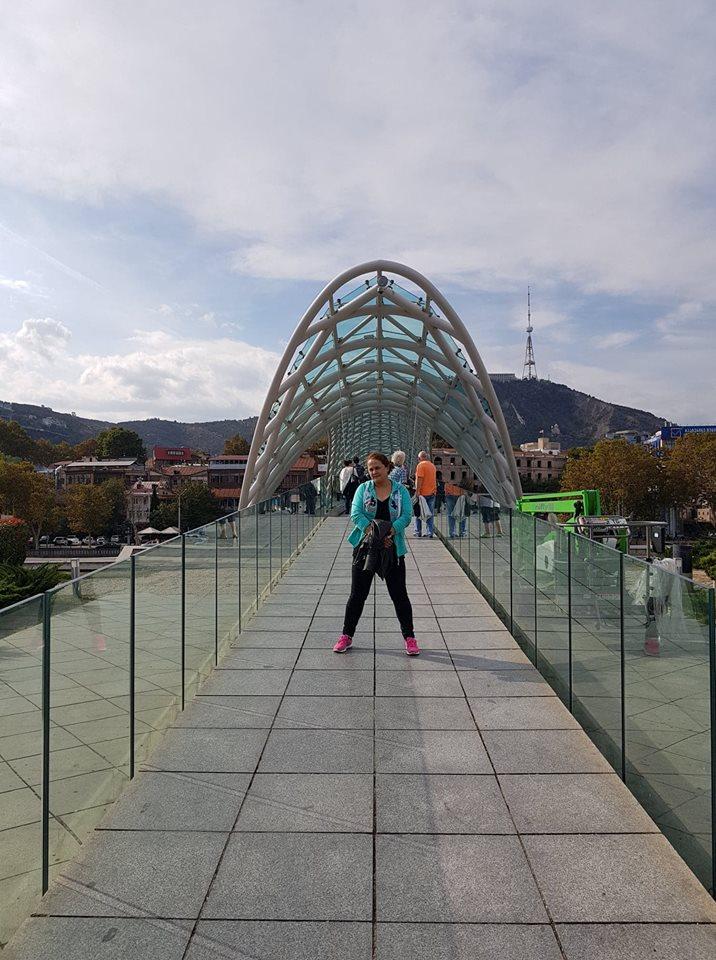 podul din tbilisi