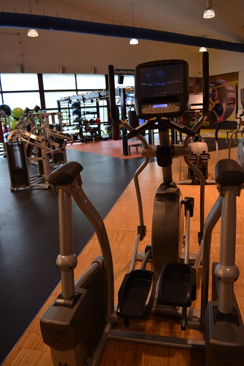 fitness HUP Hotel