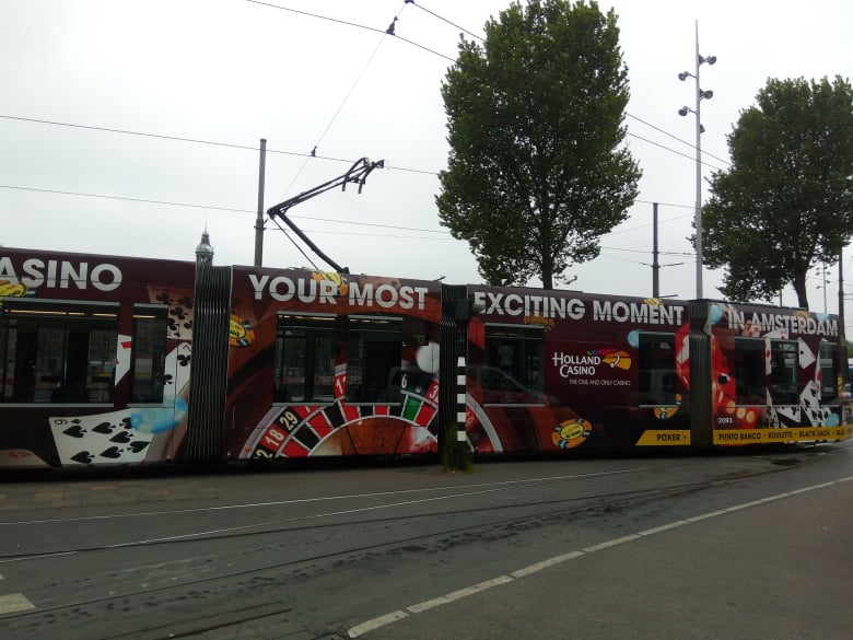 tramvai amsterdam