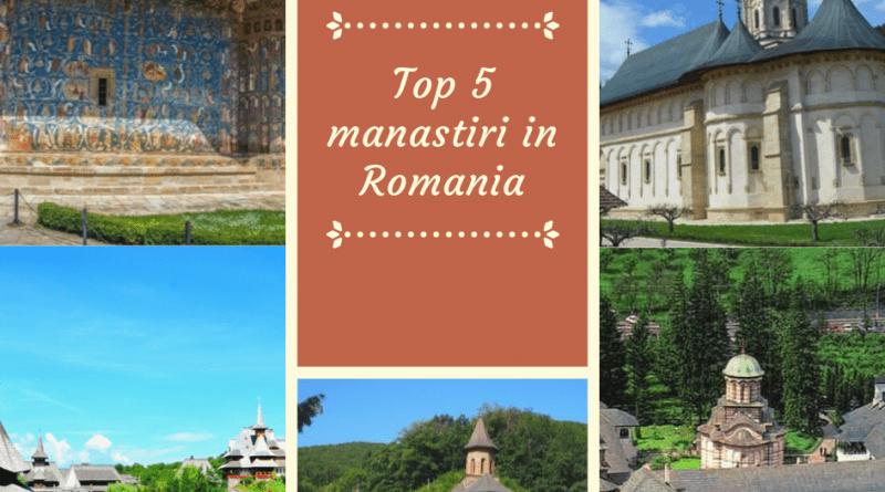 top-5-manastiri-romania