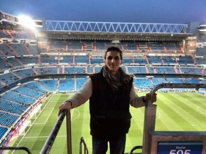 Stadionul lui Real Madrid