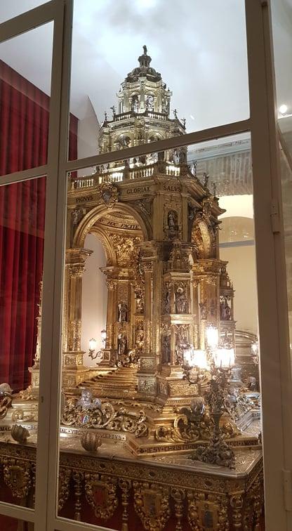 chivotul de la catedrala din valencia