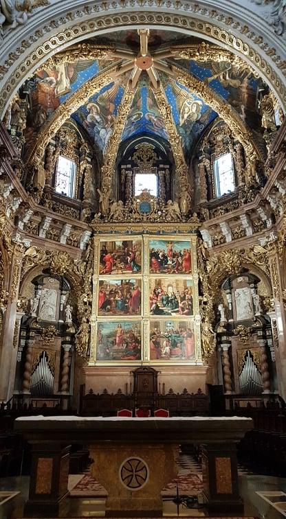 marele altar catedrala din valencia