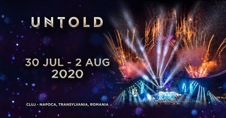 Cine vine la Untold 2020?