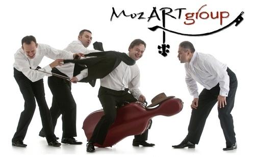 MozART group ajunge în premieră absolută în România!