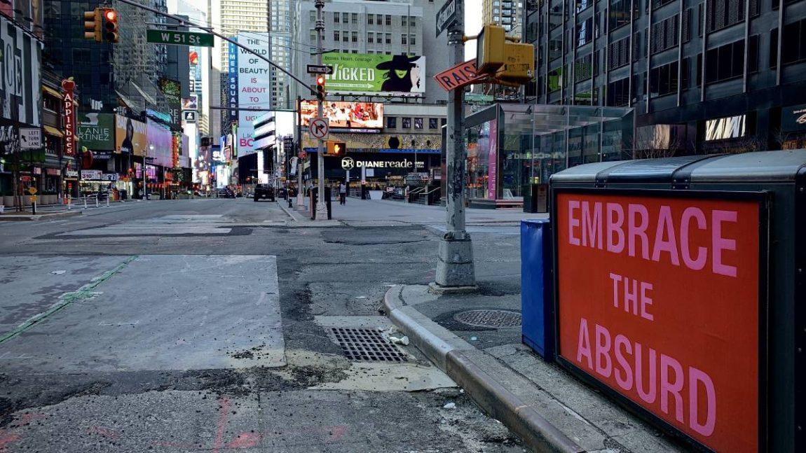 new york astazi