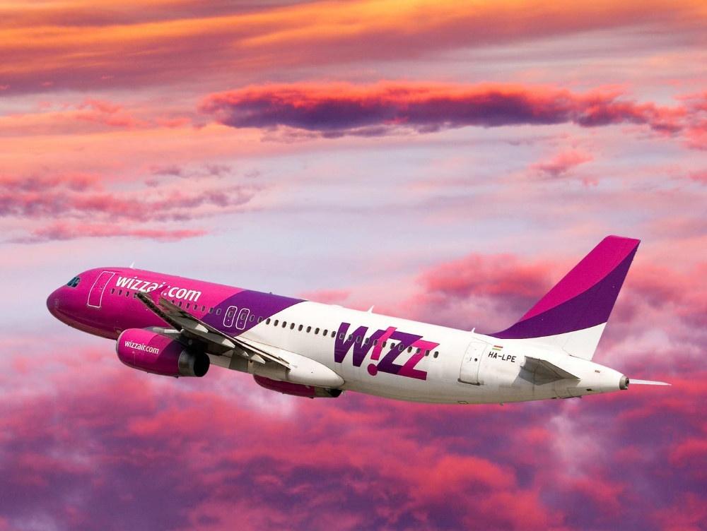 Wizz Air lanseaza rute noi din Viena