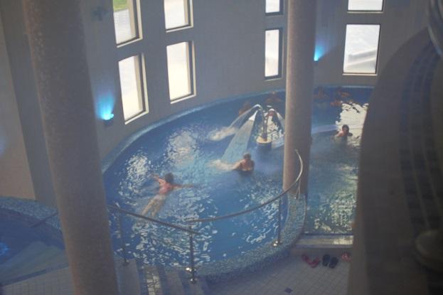 Craciun romanesc la baile felix for Aqua piscine otterburn park